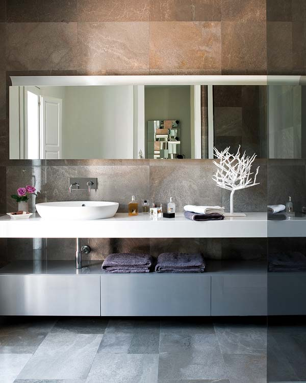 marble bathrooms | Design Manifest