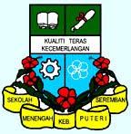Logo SMK Puteri