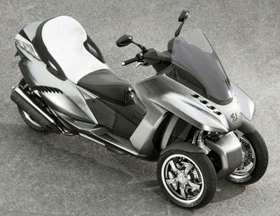 Quiero Una Moto Scooter De 4 Ruedas