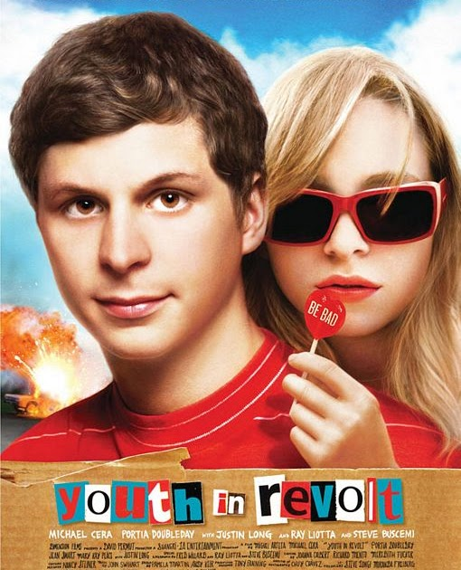 Romantic Movies 2011: Youth in revolt (2010), Hollywood movie