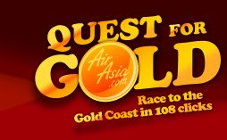 AirAsia Quest For Gold Contest