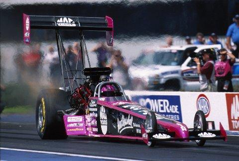 Shirley Muldowney Top Fuel