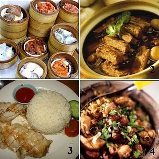 Malaysian Food: Staple foods (Malaysian Food )