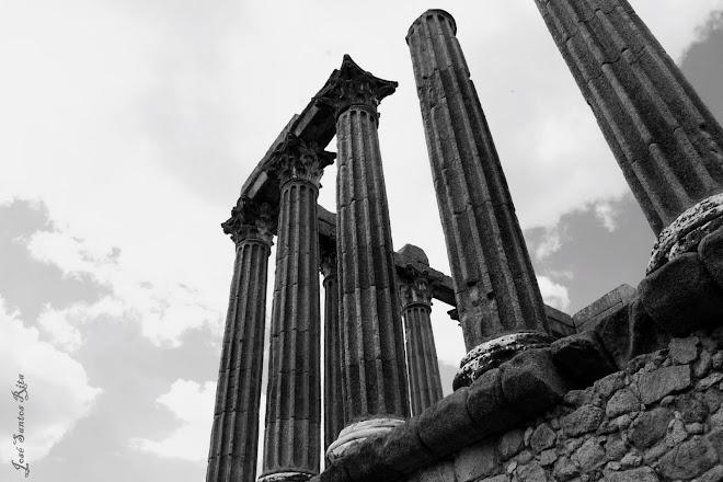 Templo Diana-Évora