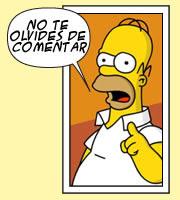 Haz caso a Homer