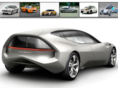 LF-A Concept Exotic Super Car
