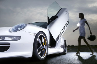 Wallpapers - Porsche Collection