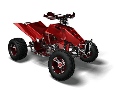 3D Models - PURE ATV (1)