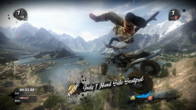 Screenshots - Sandy Mountain Race (PS3)