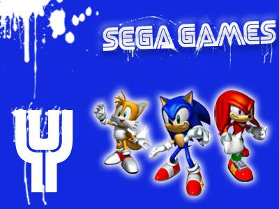 SEGA GAMES - Y