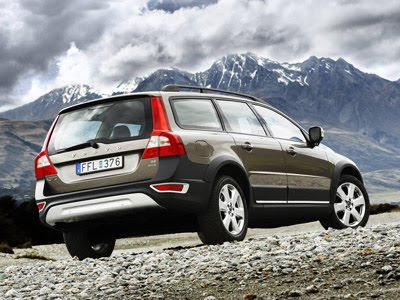 Wallpapers - Volvo XC70 (2008)