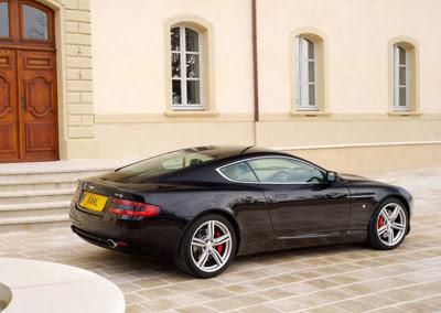 Wallpapers - Aston Martin DB9