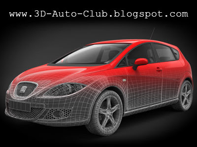 3D Cars Models - HD MODELS of CARS Vol.2