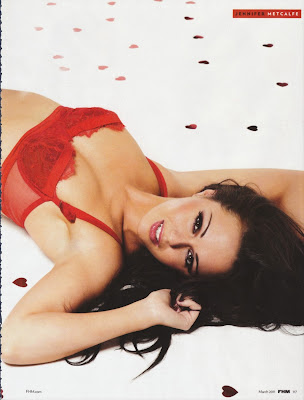 Jennifer Metcalfe Lingerie Photos