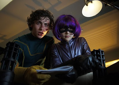 Kick-Ass 2, Kick-Ass, Matthew Vaughn, Jeff Wadlow, Mark Millar, John Romita Jr, Aaron Taylor-Johnson, Dave Lizewski, Chloë Grace Moretz, Mindy Macready, Hit-Girl, Game on cocksuckers, Morris Chestnut, Donald Faison  Lyndsy Fonseca, Katie Deauxma, Christopher Mintz-Plasse, Chris D'Amico, Red Mist, The Motherfucker, Nicolas Cage, Big Daddy, How I met Your Mother, Marvel, DC, Super, Anna Karenina, The Secret Service, Superior, Nemesis, Supercrooks, Nemesis, film, trailer, review, test, critique, geekmehard, comics