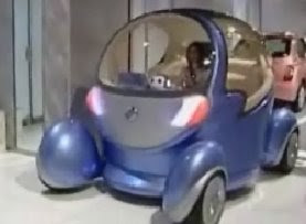 funny looking car