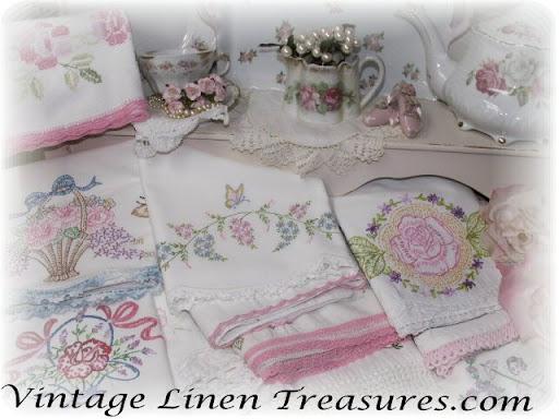 Vintage Linen Treasures