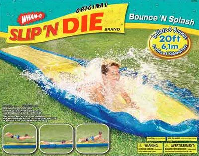 slip 'n slide box