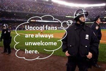 yankee stadium security