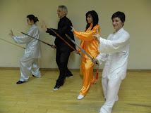 Instrutores Yang Taijiquan
