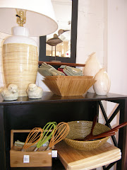 Bamboo Store Display