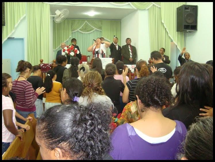 Pregadora do Rio de Janeiro