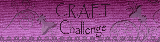 C.R.A.F.T. Challenge blog