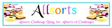 Allsorts Challenge Blog