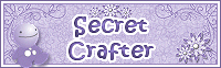 Secret Crafter Challenge Blog