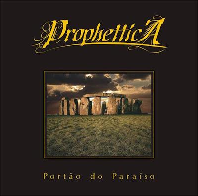 Portão do paraiso 1º trabalho da Prophettica.