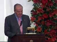 (27/03) El Rey expresa su apoyo a los toros....