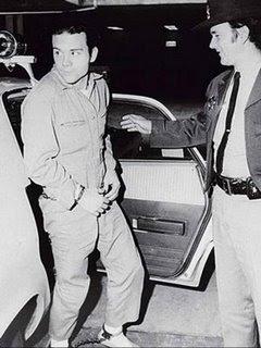 Herbert William Mullin Arrested