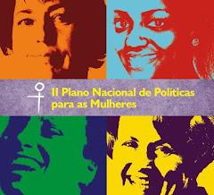 PLANO NACIONAL DE POLÍTICAS  PARA MULHERES