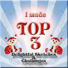 Top three badge for Delightful sketches