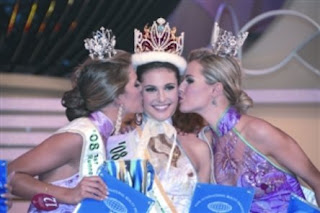 Congrats to Alejandra Andreu, Miss International 2008