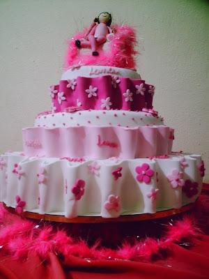 bolos de quinze anos