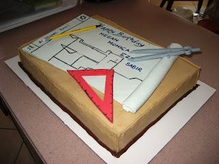 Caketivity Architect 39 S Birthday Cake