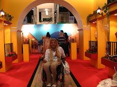 FIT. Feria Internacional de Turismo en La Rural, en el Stand de Guatemala