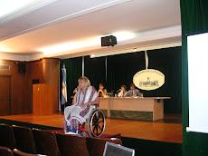 Jornada en el Senado de la Nación. Objetivos del Milenio, Teletrabajo, Trabajo y Género.