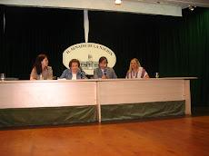 Jornada en el Senado de la Nación. Objetivos del Milenio, Teletrabajo, Trabajo y Género