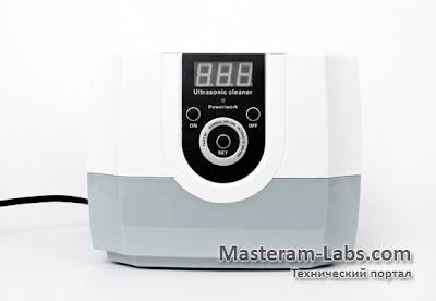 Панель управления ультразвуковой ванны Codyson CD-4800