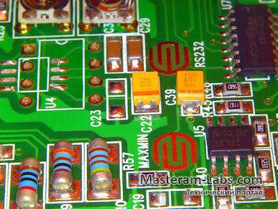 Съемка цифровым USB-микроскопом Microsafe 2,0 MPx