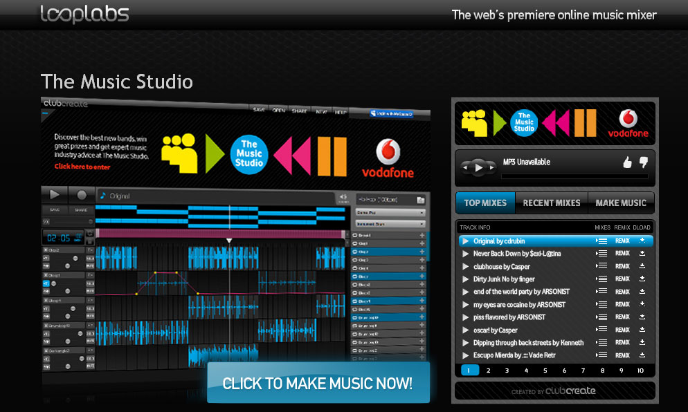 Creating And Mixing Music Record Your Own Music Free