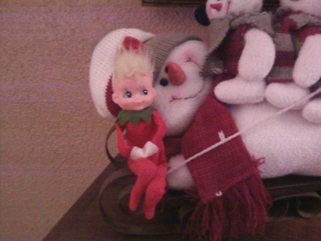 The Evil Elf On The Shelf