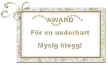 mysig blogg award