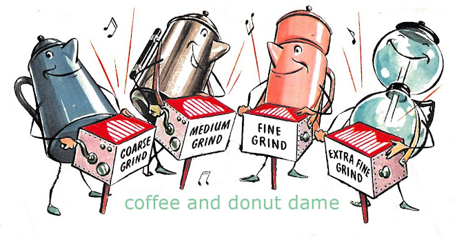 coffee and donut dame