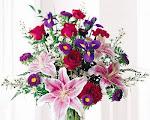 Flores para as mães.