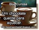 Um chocolate quente...