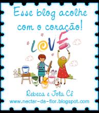 Esse blog acolhe com o coração.
