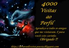 Fiz as 4000 visitas do amigo Alvaro Oliveira...